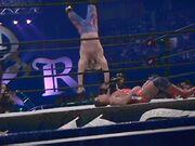 Kurt Angle and Chris Jericho - King of the Ring 2000.jpg
