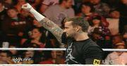 CM Punk Salutes Nexus
