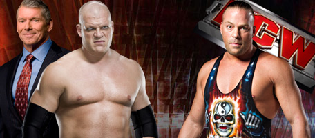 Kane vs RVD Backlash 2011