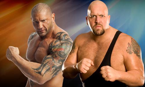 Batista vs Big Show BR 2011