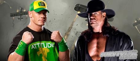 Cena vs Undertaker SS '09