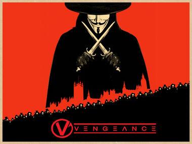 Vengeance afiche