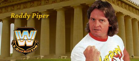Roddy Piper legend