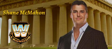 Shane McMahon legend