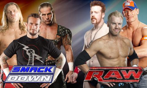 SD vs RAW 02 BR 2011