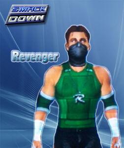 Revenger sd