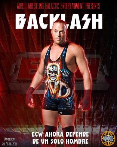 Afiche Backlash 2011