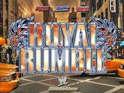 Royal Rumble '09 Wallpaper