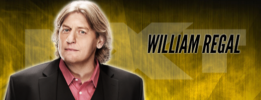 William Regal NXT