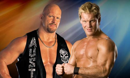Chris Jericho vs Steve Austin BR 2011