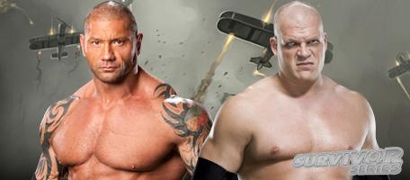 Batista vs Kane SS '09
