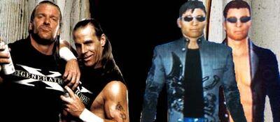 Legend Killers vs DX