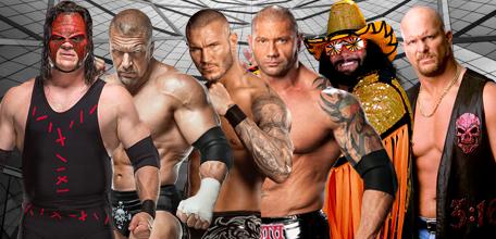 WWE EC 14