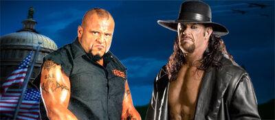 Tazz vs Undertaker TGAB '09