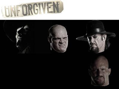 Unforgiven 2008 wallpaper
