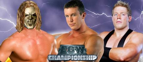 ECW-Triple Strike BBR 2011