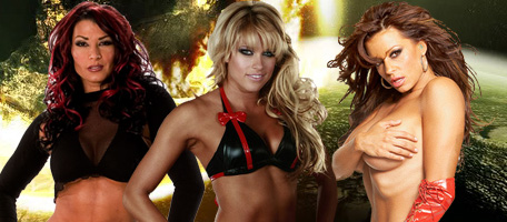 Divas Final Extinction match FE '09