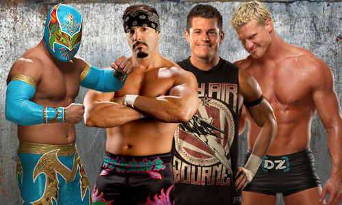 Cruiserweight TLC 2011