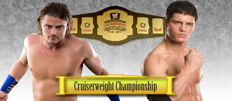 Cruiserweight NC 2009