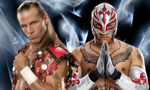 HBK vs Rey Mysterio FE 2011