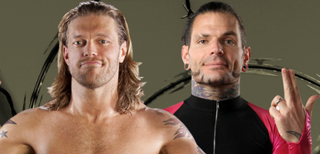 Edge vs Jeff Hardy VG '13