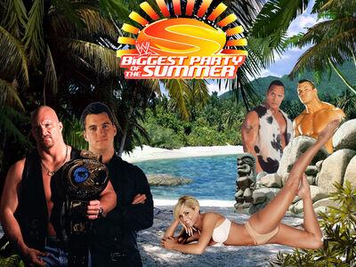 SummerSlam Wallpaper WWE AU 2008