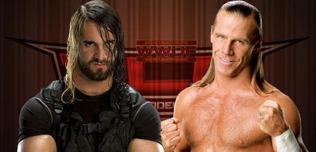 Rollins vs HBK TLC 13