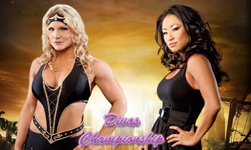 Divas SummerSlam 2011