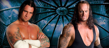 CM Punk vs Taker NWO 2010
