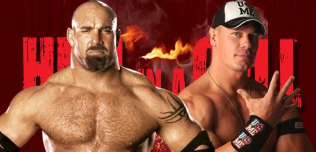Goldberg vs Cena HiaC 13