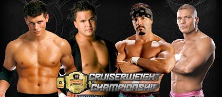 Cruiserweight NWO 2011