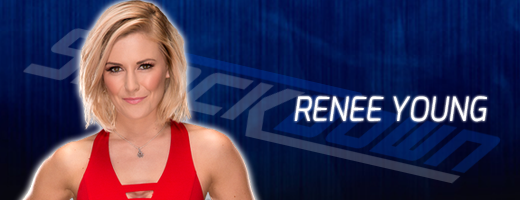 Renee Young 2017