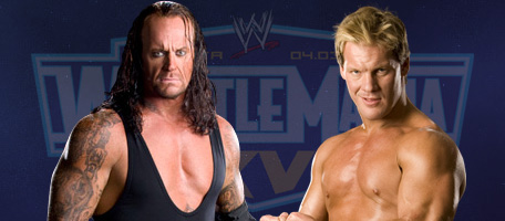Undertaker vs Chris Jericho WM 27