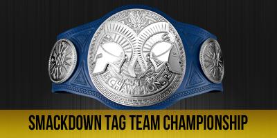 Smackdown tag team championship