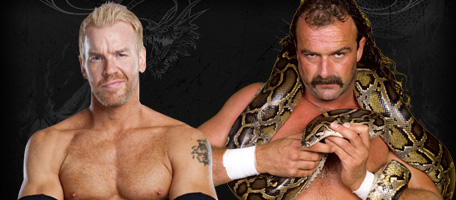 Christian vs Jake Roberts NWO 2011