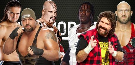 Team Big Show vs Team Foley SSr 13