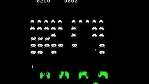 Arcade Space Invaders (1978)