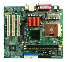MicroATX Motherboard with AMD Athlon Processor 2 Digon3