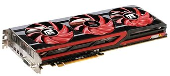 PowerColor HD 7990 V2 Malta GPU