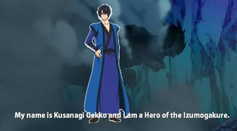 Kusanagi's Debut