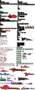 Eggman's Galactic Army (2016) Sprites