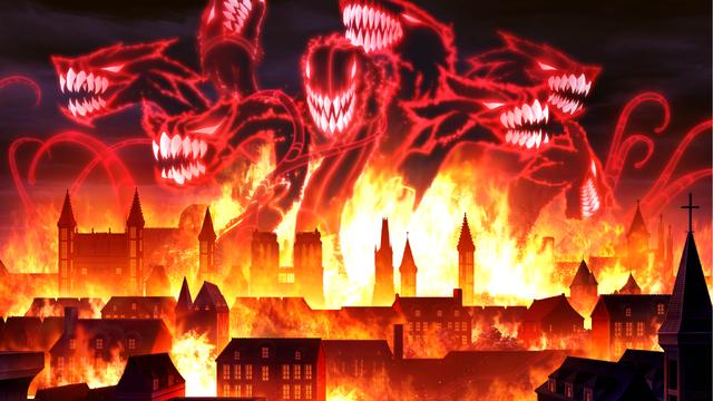 File:Legendary 8 Headed Black Beast Yamata no Orochi in Mobile Suit Gundam Blazblue Destiny.png