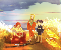 Yuki Ashimura's Childhood