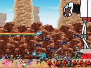 Heroes vs Eggman Empire