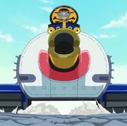 Brachio Tank Mode