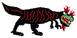 Aku's Dinosaur Form (2019)