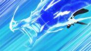 Okaina's Water Sasori form