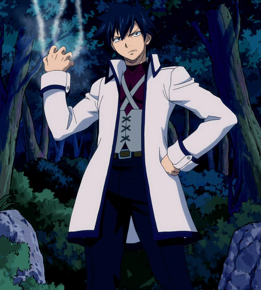 GRAY FULLBUSTER | Anime Amino