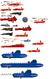 Robotnik Fleet Sprites