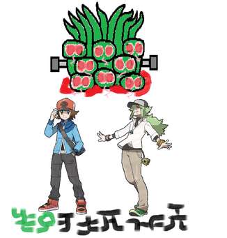 Pokemon Ruby and Pearl